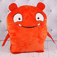 Мягкие игрушки Игрушка-сюрприз UglyDolls оранж 31*25 см тм Копиця