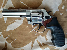 "Револьвер под патрон Флобера Ekol Viper 4,5"" Chrome"