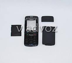 Корпус для Nokia 3110c чёрный с кнопками class AAA, фото 3