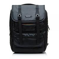 Рюкзак, чорний, поліестер Арт.19-671 (Рюкзак, черный, текстиль)