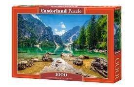 Пазлы Castorland 1000 эл. Озеро в горах