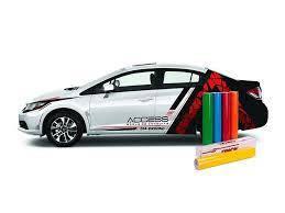 Плівка  с/к ORACAL 751 серія автомобільна 80 кольорів, рул.1х50м, фото 2