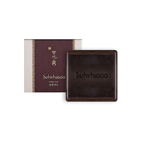 Косметическое Мыло для лица Sulwhasoo Herbal Soap 50g