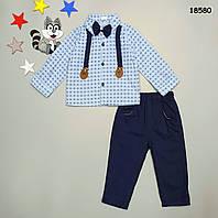 Нарядный костюм для мальчика. 92, 98 см, фото 1