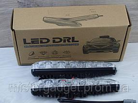 LED лампы фары DRL-20, фото 3