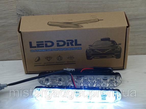 LED лампы фары DRL-20, фото 2