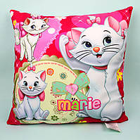 Мягкие игрушки Подушка деская 38*38 см Кошечка Мари
