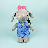 Мягкая игрушка Слоненок девочка 25 см тм Копиця