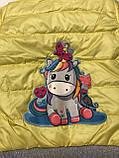 Куртка для девочек 3-8 лет, фото 6