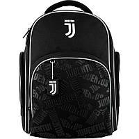 Рюкзак ортопедический Kite Education 706M FC Juventus, для мальчиков, черный (JV20-706M)