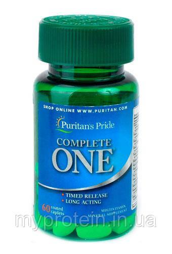 Puritan's PrideВитамины и минералыComplete One60 caps