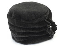 Женская шапка Румынка нерпа