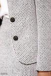 Классический костюм с юбкой, фото 2