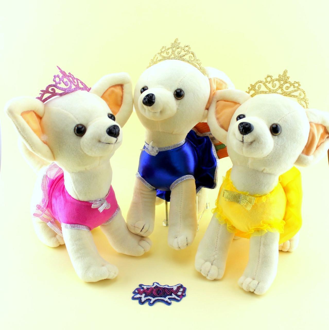 Купить Собачка Чи чи лав Крошка принцесса с короной ...
