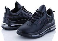 Кроссовки  женские M.D  black J375-1