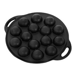 Сковорода для мини-блинчиков - 15 шт. Royal Catering, фото 2