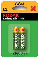 Аккумулятор KODAK HR03 Ni-MH 1000mAh 1x2