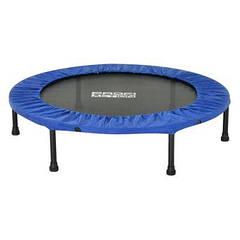 Батут MS 0328 диаметр 101 см, для прыжков на высоту до 70 см, вес человека до 100 кг в кор-ке 103-5,5-103 см