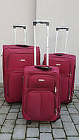 WINGS 214 Польща на 4-х колесах валізи чемоданы сумки на колесах