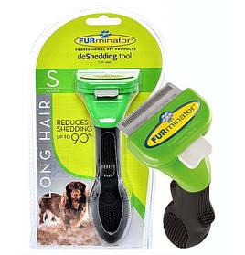 Фурминатор | Расческа для вычесывания шерсти малых пород собак Deshedding tool Smalldog 4,5 см
