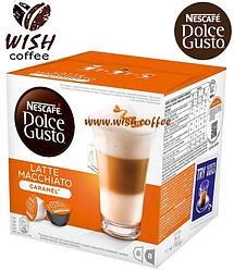 Акц Dolce Gusto Latte Caramel  - Деформац Упак