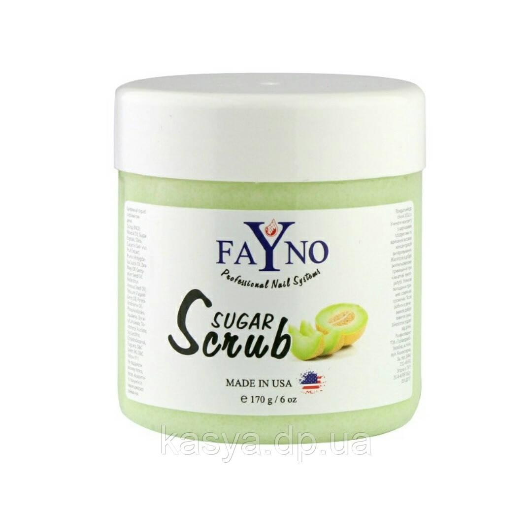 Сахарный скраб FaYno (дыня), 170 г