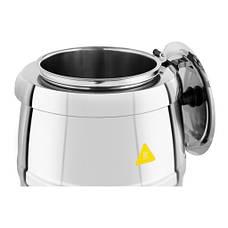 Мармит для супа - 10 литров - нержавеющая сталь Royal Catering, фото 3