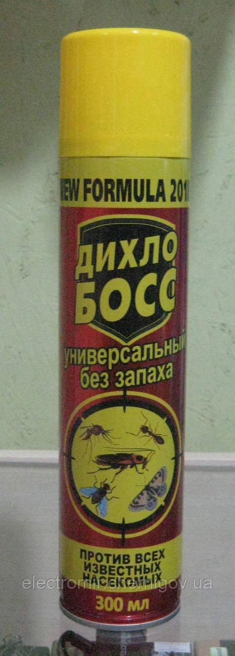 Дихло Босс универсальный без запаха (против всех известных насекомых)