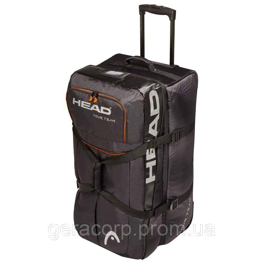 Сумка Head Tour team Travelbag black/silver