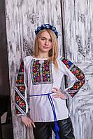 Вишиванка жіноча Традиція домоткане полотно
