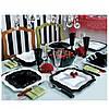 Сервіз Luminarc AUTHENTIC blackwhite 19 предметів