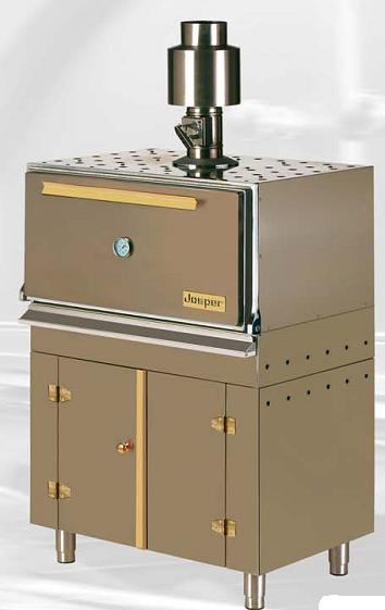 Печь на древесном угле Josper HJX45L (Brown) (БН)