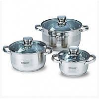 Набор посуды MAESTRO MR 2220-6L