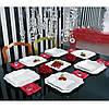 Столовый сервиз Luminarc Authentic white 19 предметов