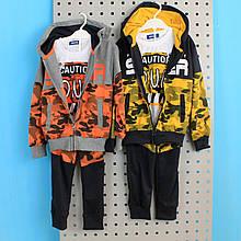 0334 Детский костюм мальчику Super тм Crossfire размер 98,104,116,122