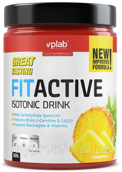VP LabЭнергетикиFitActive Isotonic Drink500 g