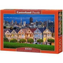 KMC-103751 Пазлы Castorland 1000 эл. Сан-Франциско