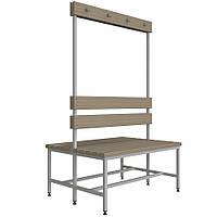 Гардеробная скамейка 1000 на заказ
