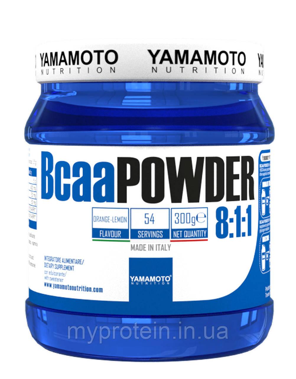 Yamamoto nutritionBCAABcaa Powder 8:1:1300 g