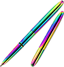 Ручка Fisher Space Pen Булліт Райдужна / 400RB (400RB)