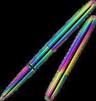 Ручка Fisher Space Pen Булліт Райдужна / 400RB (400RB), фото 1