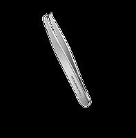 Пинцет для бровей EXPERT 10 TYPE 11 (изогнутый короткий)