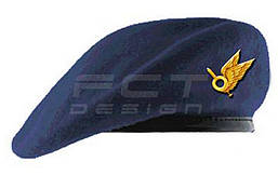 Берет ЗСУ Воздушных Сил ВС Украины\Грозовое небо\ Повітряні сили України