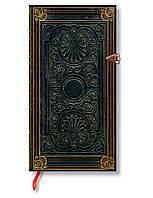 Блокнот Paperblanks Ноктюрн Слім в Лінійку (PB2210-7) (9781439722107), фото 1