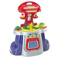 """KM0148 Серія розвиваючих іграшок """"Дитяча кімната"""" - Набір Кухня """"Господарка"""""""