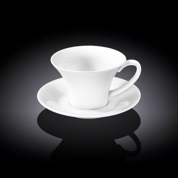 Чашка с блюдцем Wilmax WL-993169