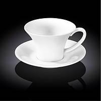 Чашка с блюдцем Wilmax WL-993172