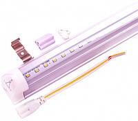 Фито светильник SUNLIGHT полного спектра 60см LED 9W (светильник для растений), фото 1