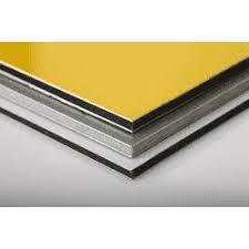 Алюмінієва композитна панель SKYBOND помаранчевий (RAL 2009), 3 мм (0,21/0,21), лист 1250х5800 мм