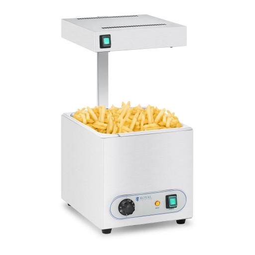 Подогреватель для картофеля фри - излучатель тепла - 850W Royal Catering